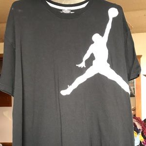 NWOT Mens Air Jordan Big Jumpman Logo Shirt Sz.XXL